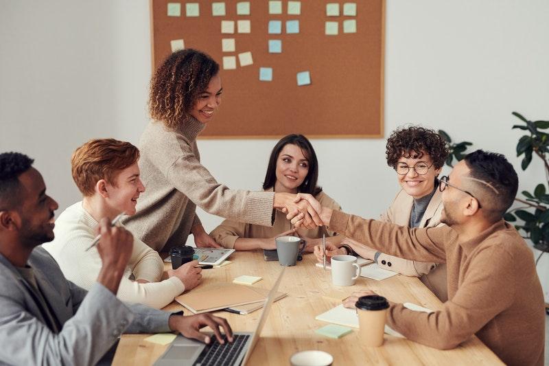 Business Sharing Ideas